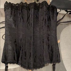 fredericks of hollywood corset size 32 new